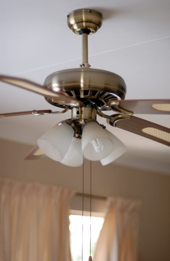 How To Balance A Ceiling Fan Without A Balancing Kit 2021